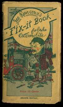 Joe Rancour's Fix-It Books for Broke Ottermbiles: Paine, Dean S.