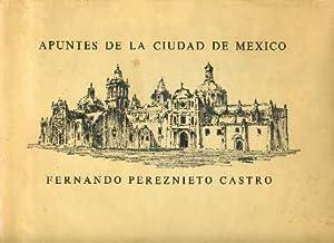 Apuntes De La Ciudad De Mexico (Notes: Castro, Fernando Pereznieto