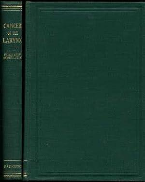 Cancer of the Larynx: Jackson, Chevalier; Jackson, Chavalier L.