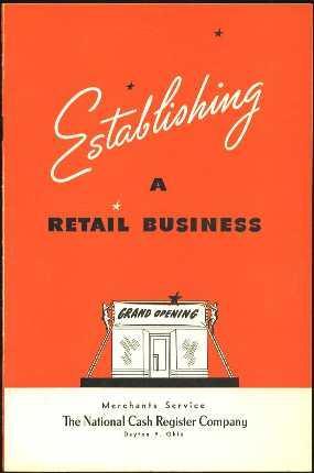Establishing a Retail Business: Merchant Service Department