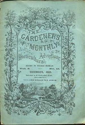 The Gardener's Monthly (Vol., 2 No. 12) December 1860: Heeham,Thomas (editor)