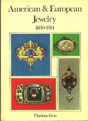 American & European Jewelry, 1830-1914: Gere, Charlotte
