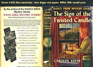 The Sign of the Twisted Candles (Nancy: Keene, Carolyn
