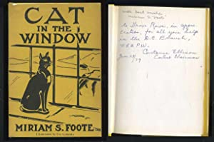 Cat in the Window: Foote, Mirian S.