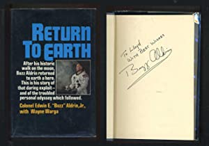 "Return to Earth: Aldrin, Edwin E ""Buzz"" with Wayne Warga"