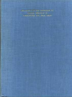 Physical Chemistry in Aerodynamics and Space Flight : Proceedings of the Conference on Physical ...