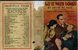 Say It With Songs: De Haas, Arlene