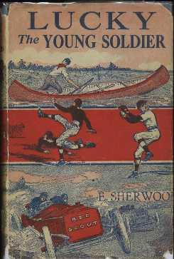 Lucky The Young Soldier: Sherwood, Elmer