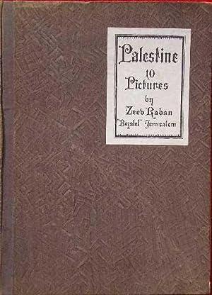 Palestine 10 Pictures: Raban, Zeeb (artist)