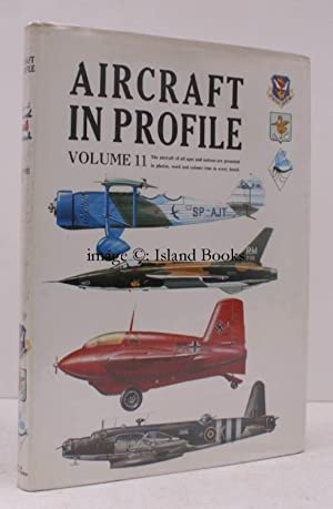 Aircraft in Profile. Volume 11 [Nos. 223-234]. NEAR FINE COPY IN UNCLIPPED DUSTWRAPPER: C.W. CAIN (...