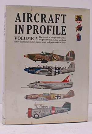 Aircraft in Profile. [Volume 5. Nos. 97-120. Revised and Enlarged Edition]. NEAR FINE COPY IN ...