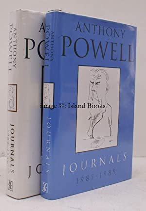 Journals 1982-1986 [with] Journals 1987-1989. With an Introduction by Violet Powell. NEAR FINE SET ...