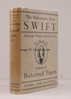 The Shakespeare Head Swift]. The Prose Works of Jonathan Swift. Edited by Herbert Davis. Volume the...