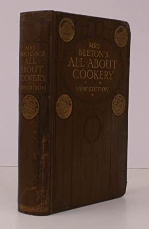 Mrs. Beeton's All About Cookery. New Edition.: Mrs. BEETON
