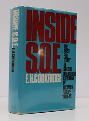 Inside SOE. The Story of Special Operations: E.H. COOKRIDGE