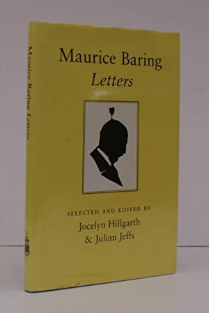 Maurice Baring. Letters. Selected and edited by Jocelyn Hillgarth and Julian Jeffs. FINE COPY IN ...