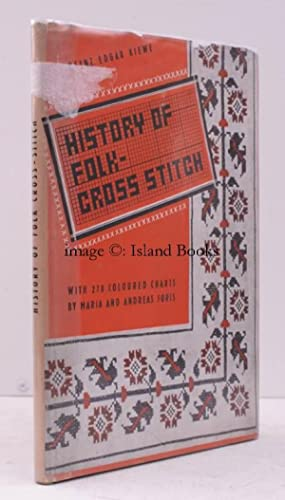 Susann Folk Cross-Stitch Charts. A Beautiful Collection of 278 Designs from the Countries along the...