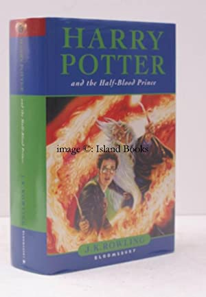 Harry Potter and the Half-Blood Prince. [Children's Edition]. FINE COPY IN UNCLIPPED ...