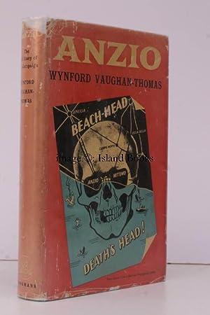 Anzio. SIGNED PRESENTATION COPY: Wynford VAUGHAN-THOMAS