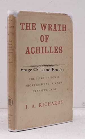 The Wrath of Achilles. The Iliad of: HOMER