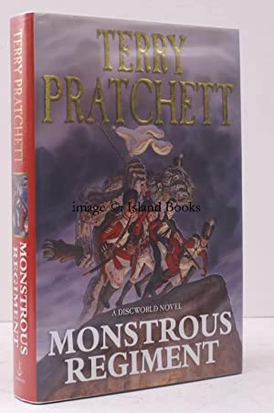 Monstrous Regiment. [A Discworld novel].: Terry PRATCHETT