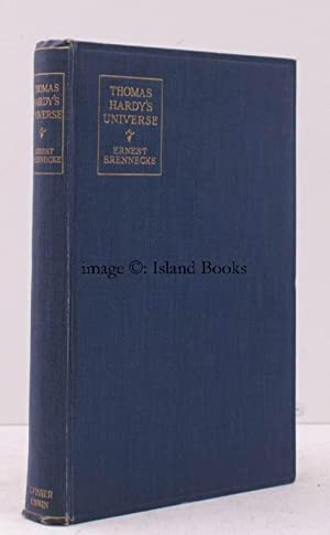Thomas Hardy's Universe. A Study of a Poet's Mind.: Ernest BRENNECKE