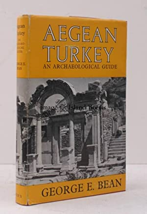 Aegean Turkey. An Archaeological Guide. [Second and Best Edition]. NEAR FINE COPY IN UNCLIPPED ...
