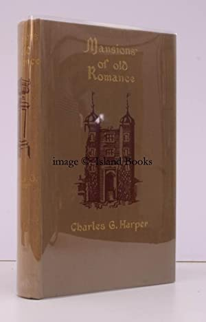 Mansions of old Romance. BRIGHT, CLEAN COPY: Charles G. HARPER