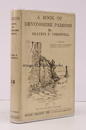 A Book of Devonshire Parsons. Book of Devonshire Parsons.: Beatrix CRESSWELL