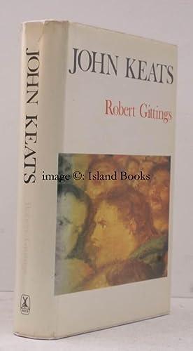 John Keats. [Second Impression]. IN UNCLIPPED DUSTWRAPPER: John KEATS). Robert GITTINGS