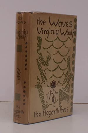 The Waves. BRIGHT, CLEAN COPY IN UNCLIPPED DUSTWRAPPER: Virginia WOOLF