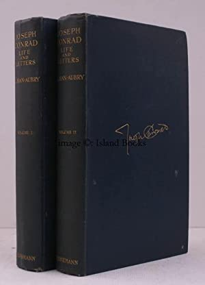 Joseph Conrad. Life and Letters. BRIGHT, CLEAN SET IN PUBLISHER'S CLOTH: G. JEAN-AUBRY
