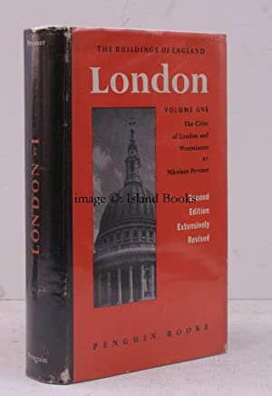 The Buildings of England. London. I. The Cities of London and Westminster. [Second Edition, ...