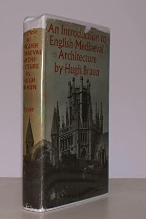 An Introduction to English Mediaeval Architecture.: Hugh BRAUN
