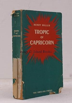 Tropic of Capricorn.: Henry MILLER