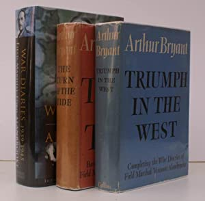 The Turn of the Tide [with] Triumph in the West [with] War Diaries 1939-1945. [First two volumes ...
