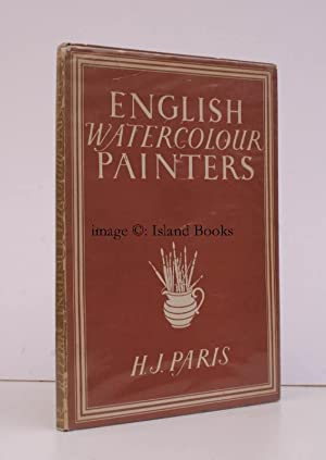 English Watercolour Painters. [Britain in Pictures series].: Henry John PARIS