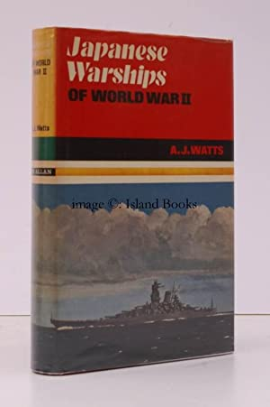 Japanese Warships of World War II. [Fourth Impression]. NEAR FINE COPY IN DUSTWRAPPER: Anthony J. ...