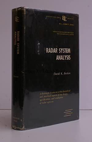 Radar System Analysis. NEAR FINE COPY IN: David K. BARTON