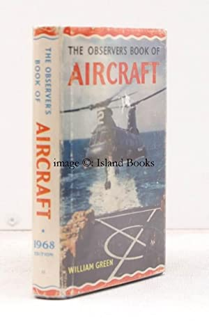 The Observer's Book of Aircraft. With Silhouettes by Dennis Punnett. 1968 Edition. [...