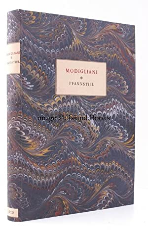 Modigliani. L'Art et la Vie. Preface de Louis Latourrettes. THE FIRST MAJOR STUDY: Amedeo ...