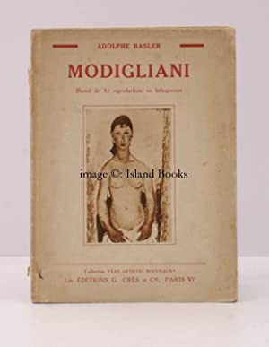 Modigliani.: Amedeo MODIGLIANI). Adolphe BASLER