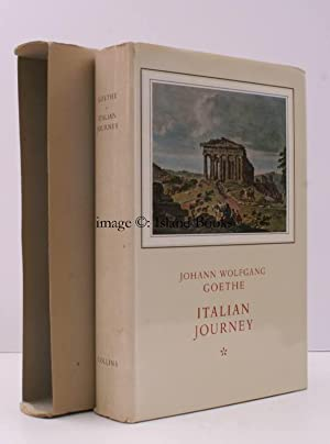 Italian Journey (1786-1788). [Translated from the German by W. . Auden and Elizabeth Mayer]. FINE ...