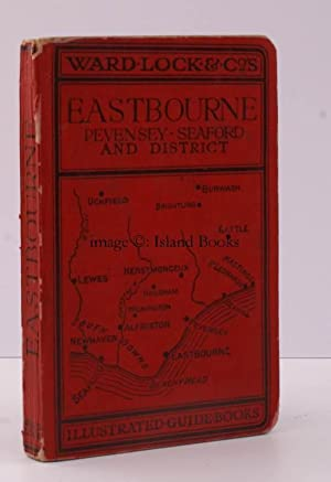 Guide to Eastbourne, Beachy Head, Pevensey, Herstmonceux,: WARD LOCK RED
