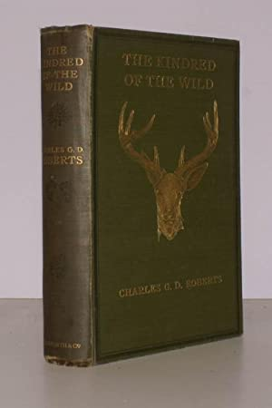 The Kindred of the Wild. A Book of Animal Life. With many Illustrations by Charles Livingston Bull....