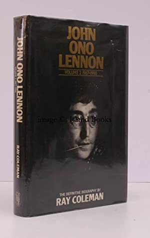 John Ono Lennon. Volume 2 1967-1980. FINE: Ray COLEMAN