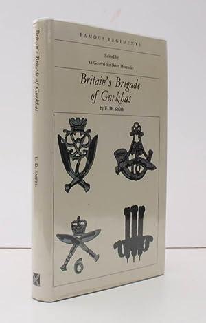 Famous Regiments. Britain's Brigade of Gurkhas. The 2nd KEO Goorkha Rifles. The 6th QEO Gurkha...