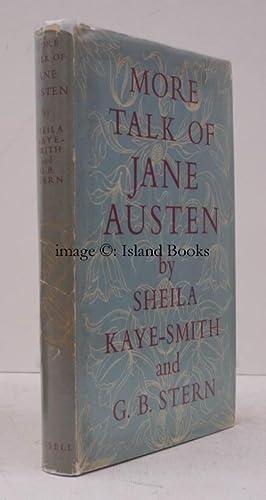 More Talk of Jane Austen.: Sheila KAYE-SMITH and G.B. STERN