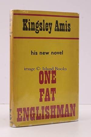 One Fat Englishman. NEAR FINE COPY IN UNCLIPPED DUSTWRAPPER: Kingsley AMIS