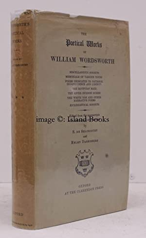 The Poetical Works of William Wordsworth. [Volume: Roy FULLER). William